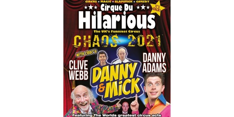 Cirque Du Hilarious is Back!