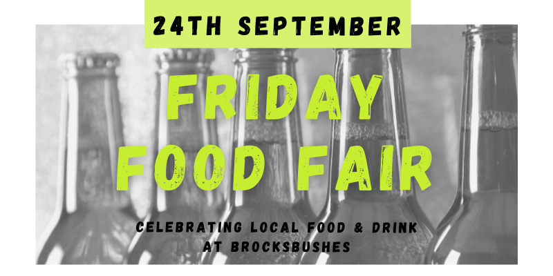 Monthly Friday Food Fair