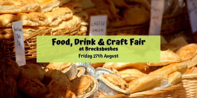 Food, Drink & Craft Fair!