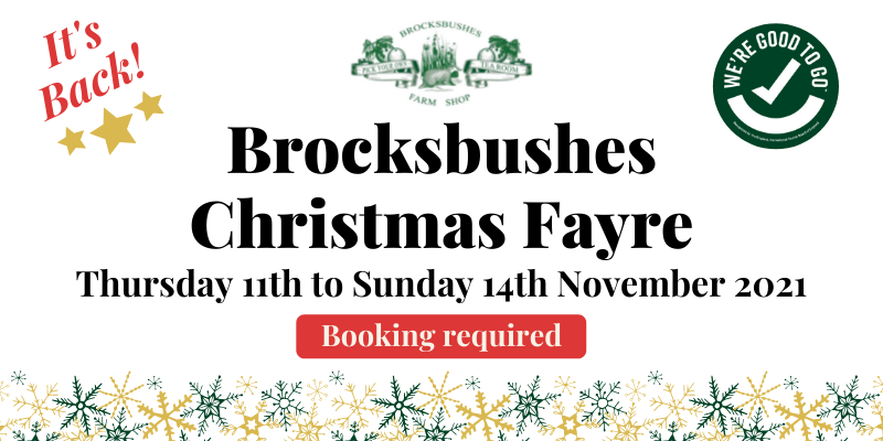 Our Famous Christmas Fayre is Back!